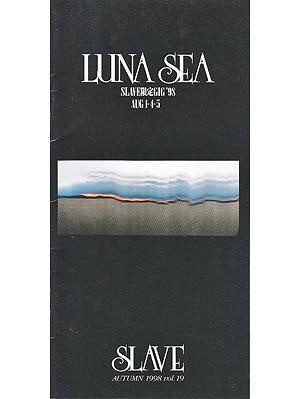 LUNA SEA/SLAVE Vol.19★106000213