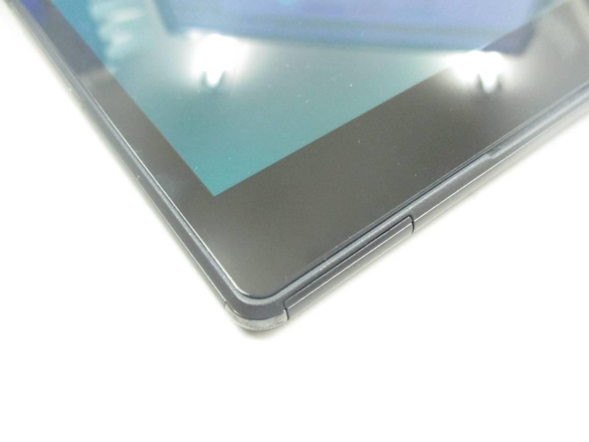 ◆◇SONY Xperia Z3 Tablet Compact Wi-Fiモデル 32GB SGP612JP/B ブラック 中古美品◇◆_画像3