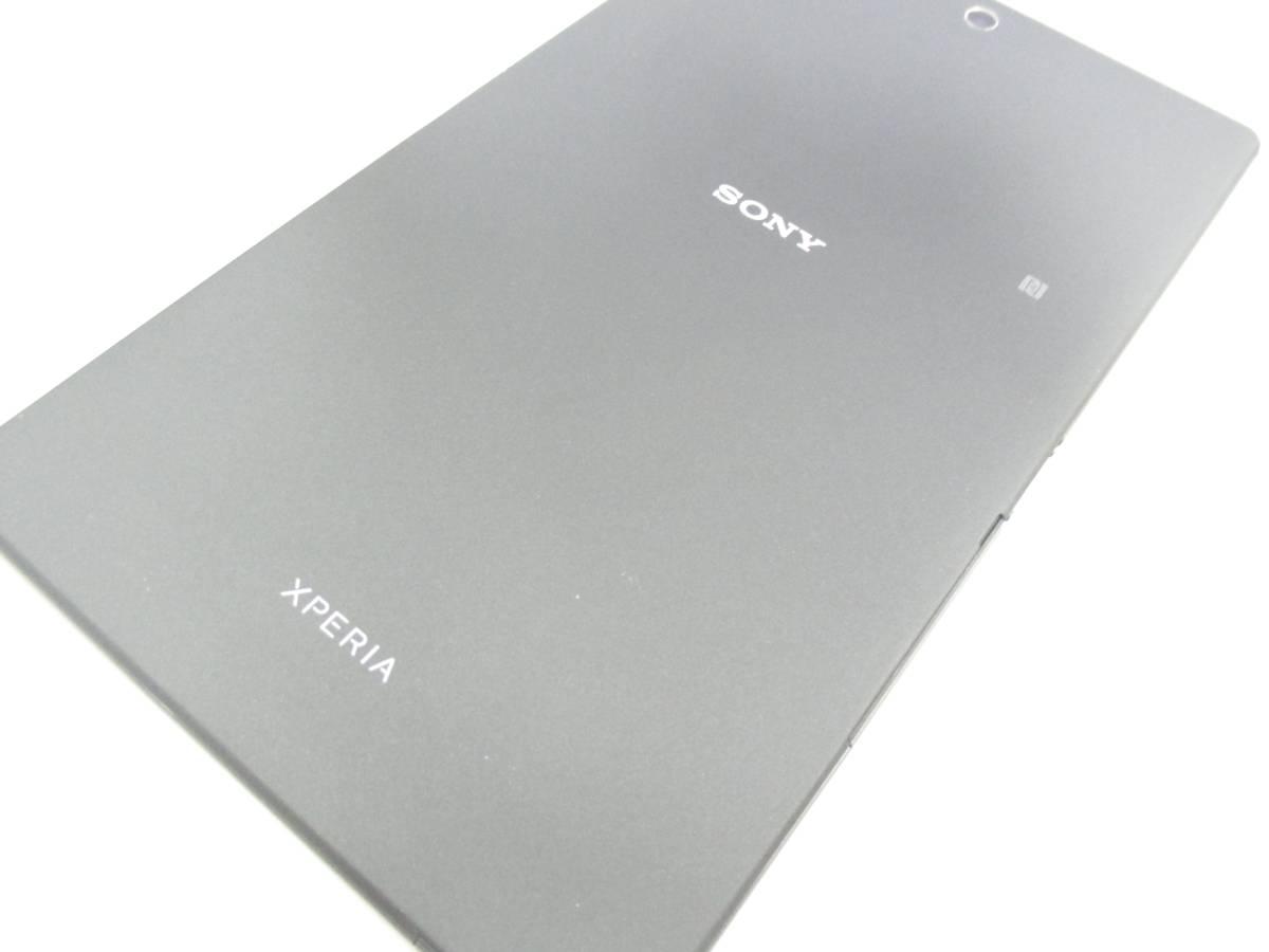 ◆◇SONY Xperia Z3 Tablet Compact Wi-Fiモデル 32GB SGP612JP/B ブラック 中古美品◇◆_画像6