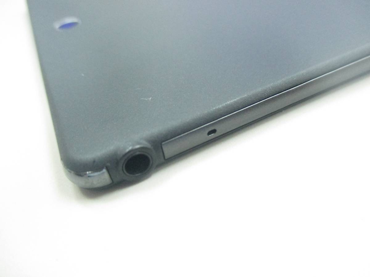 ◆◇SONY Xperia Z3 Tablet Compact Wi-Fiモデル 32GB SGP612JP/B ブラック 中古美品◇◆_画像9