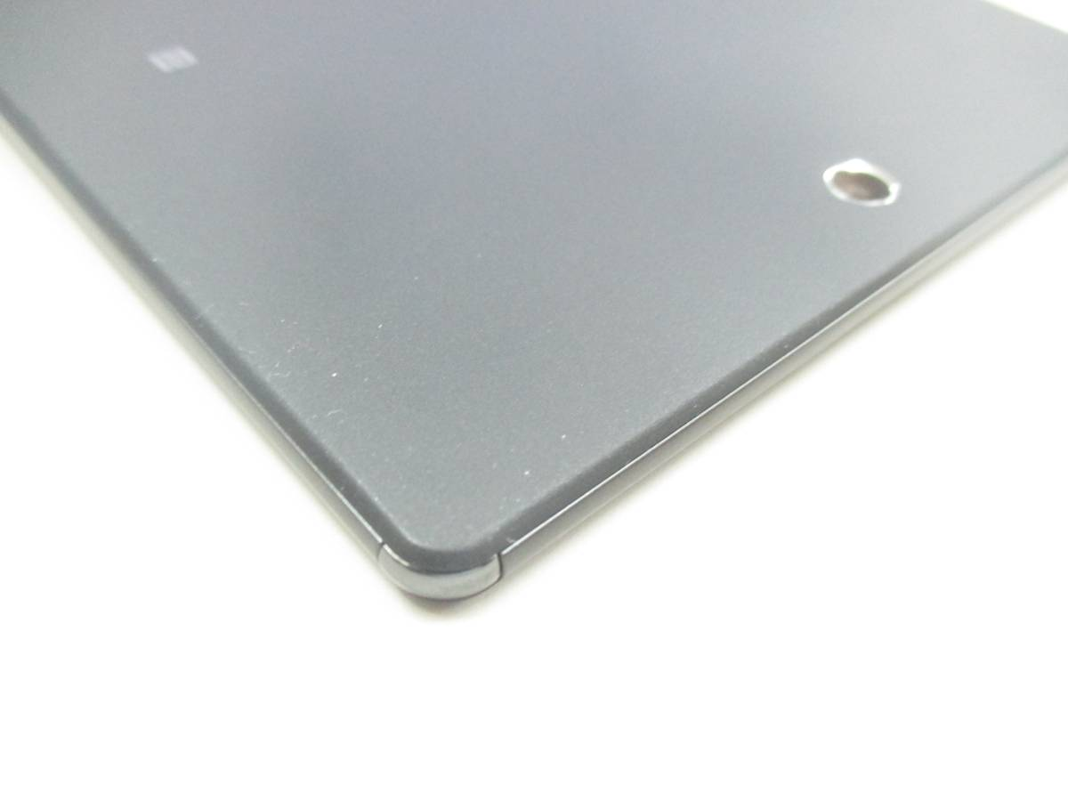 ◆◇SONY Xperia Z3 Tablet Compact Wi-Fiモデル 32GB SGP612JP/B ブラック 中古美品◇◆_画像10