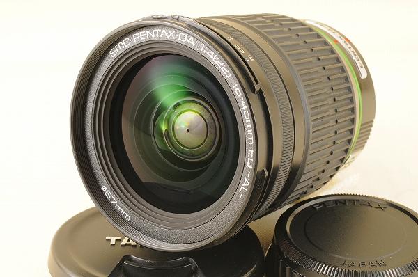 〓実用〓ペンタックス smc PENTAX-DA 16-45mm F4 ED AL #7413