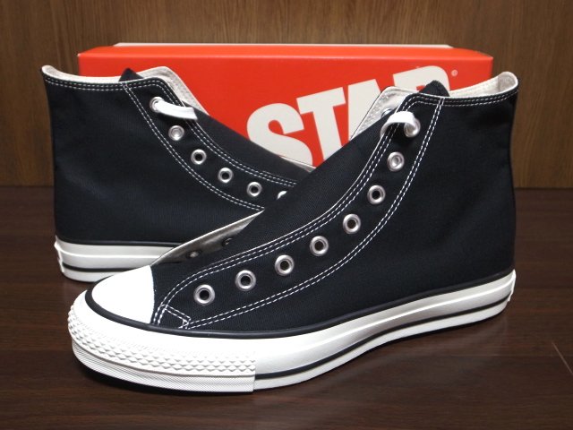 b8cb89bb15ca 17 year made CONVERSE ALLSTAR J HI CANVAS Converse all Star MADE.IN.JAPAN
