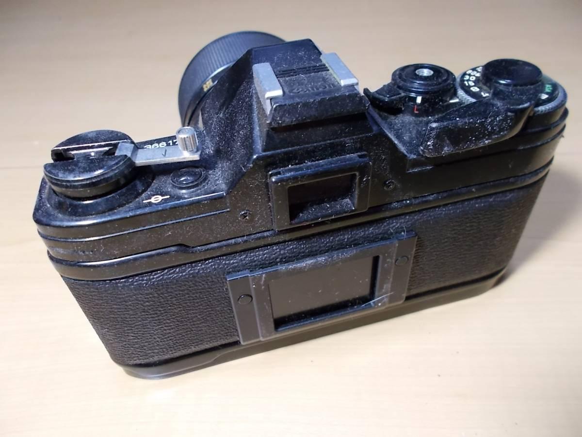 o1712266 ジャンクカメラ Canon / キャノン AE-1_画像2