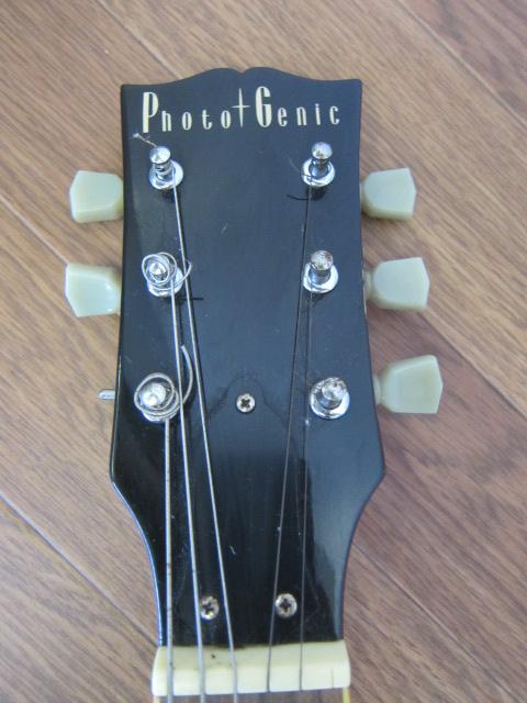 Photo Genic エレキギター/フォトジェニック/スタンド付き/現状渡し#407 _画像3