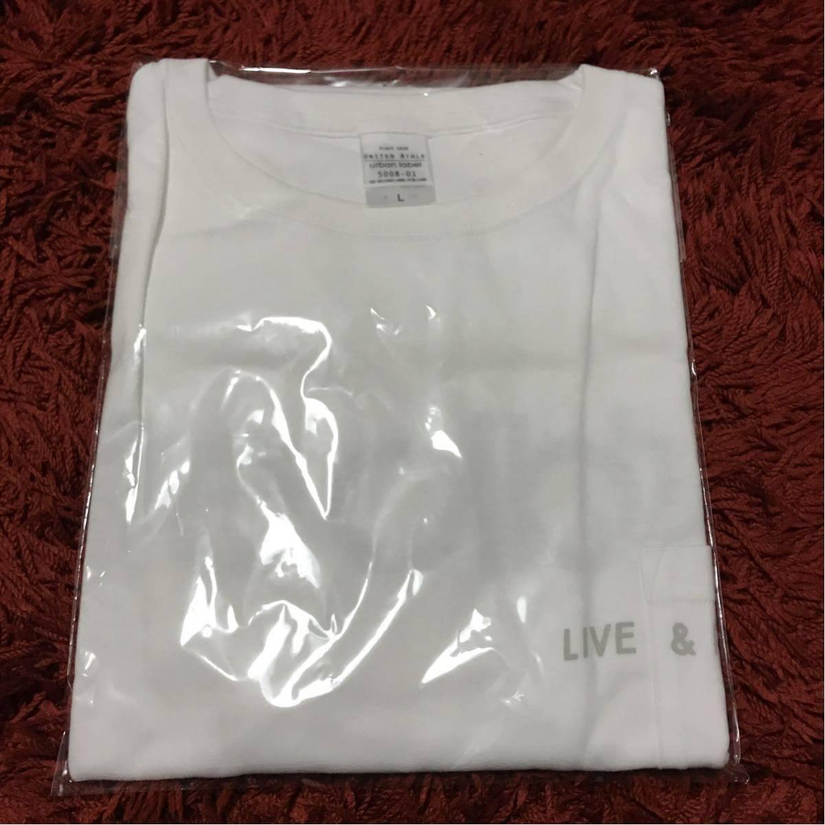 studio olive Tシャツ Lサイズ 一瀬正和 ASPARAGUS MONOEYES