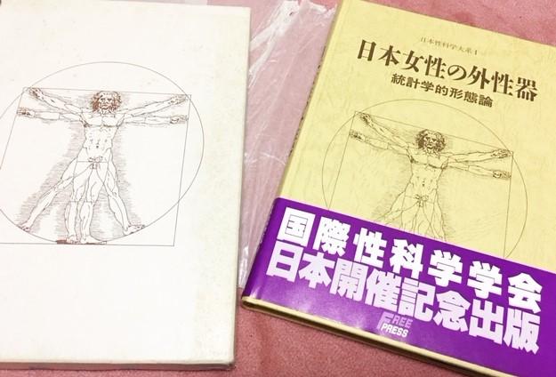日本女性の外性器 統計学的形態論 日本性科学大系 I  ほぼ新品