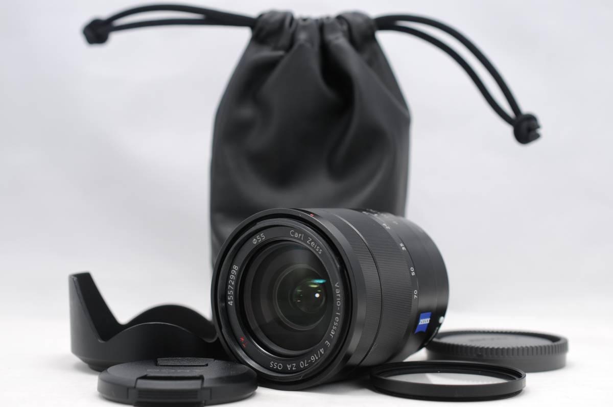 SONY ソニー Carl Zeiss Vario-Tessar E 16-70mm F4 ZA OSS T* SEL1670Z #B45