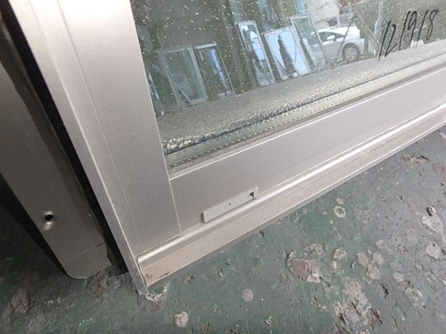 121918 YKKアルミサッシフレミングペアガラス横長FIX窓 佐_画像6