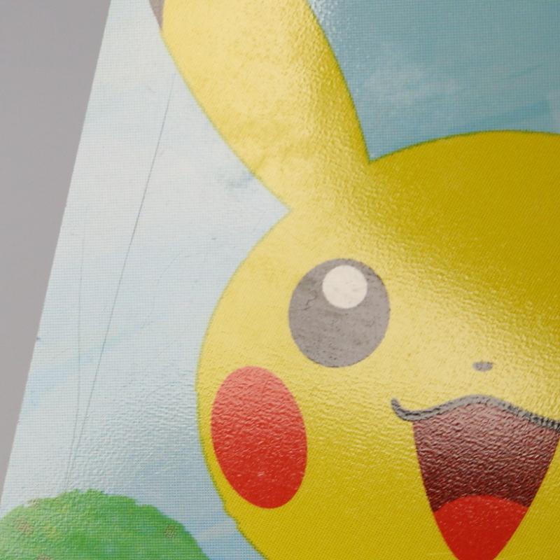 ピカチュウ イコカ icoca ポケモン 電車 JR西日本 乗車券 ポケットモンスター ポケモンGO 台紙 ICカード_画像3