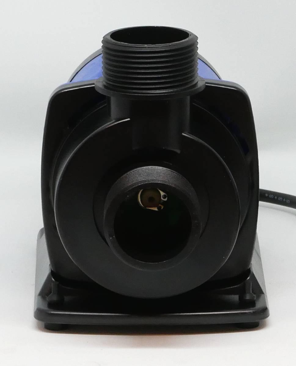 【レビューキャンペーン・1年保証】Hsbao社製 DEP-10000 10000L/H (JEBAO DCP-10000競合品)DCポンプ オーバーフロー水槽に最適_画像3