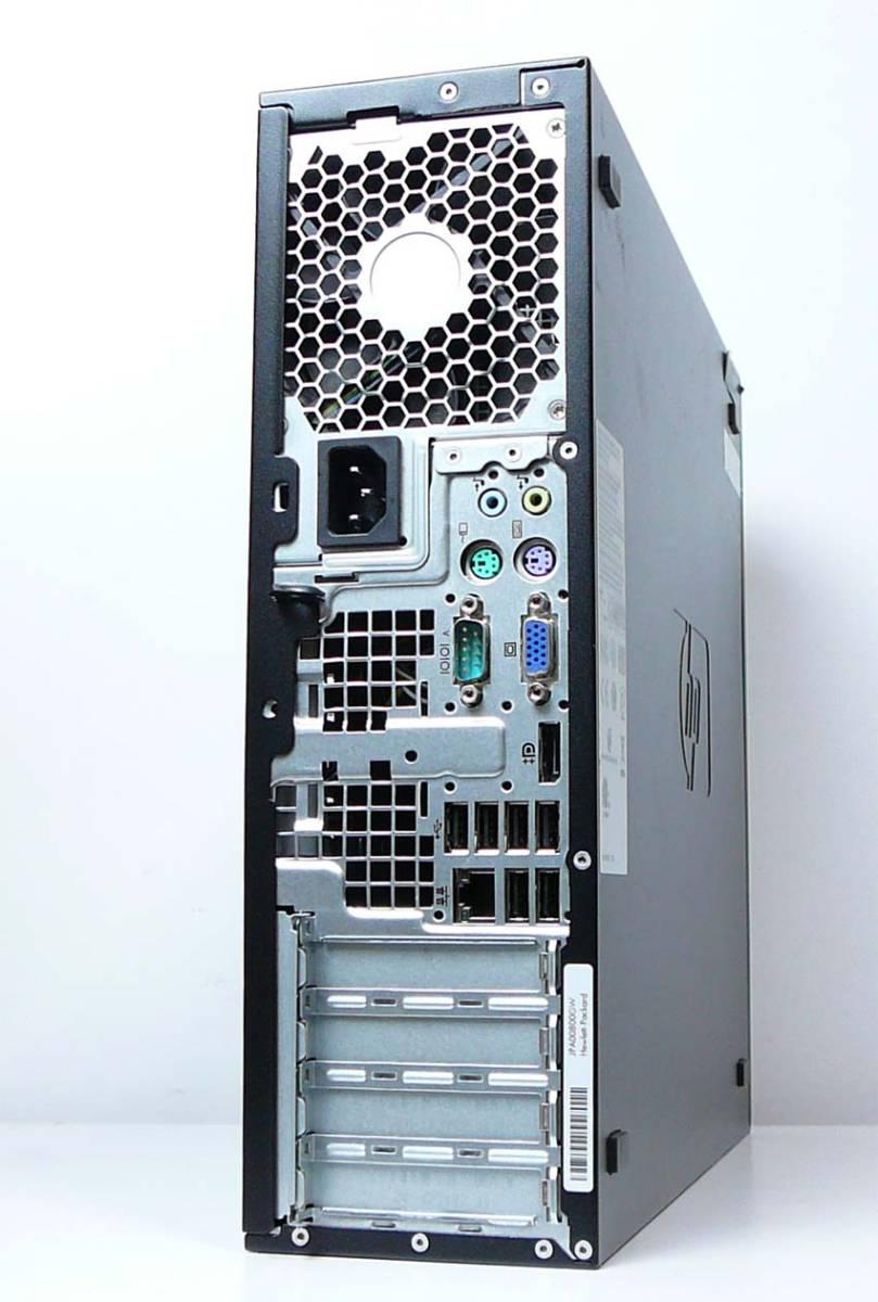超高速 新品SSD240GB+新品HDD2TB■大容量12GBメモリ■超高速i5 3.4G×4コア■HDMI■DVDマルチ■Win10■6200■30日保証_画像2