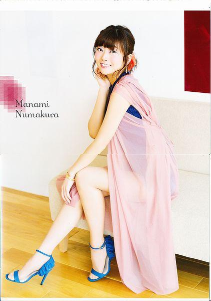 洋服が素敵な沼倉愛美さん