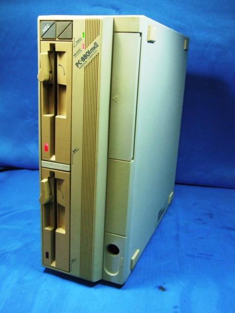 NEC PC-8801 mkII ◆ ジャンク