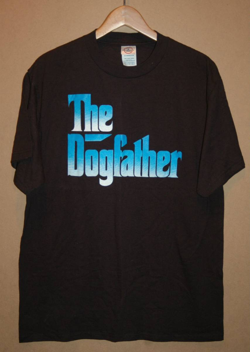 デッドストック 90年代 SNOOP DOGGY DOGG スヌープ ドギー ドッグ THE DOGGFATHER Tシャツ