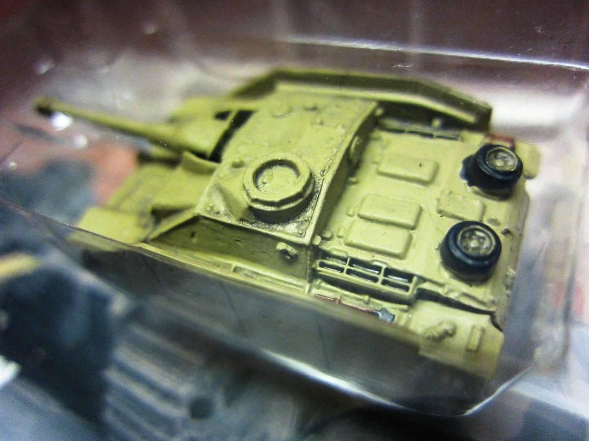 ワールドタンクミュージアム第2弾★27.III号突撃砲G後期生産型・単色迷彩(独1944-45年)★TAKARA2002KAIYODO_画像9