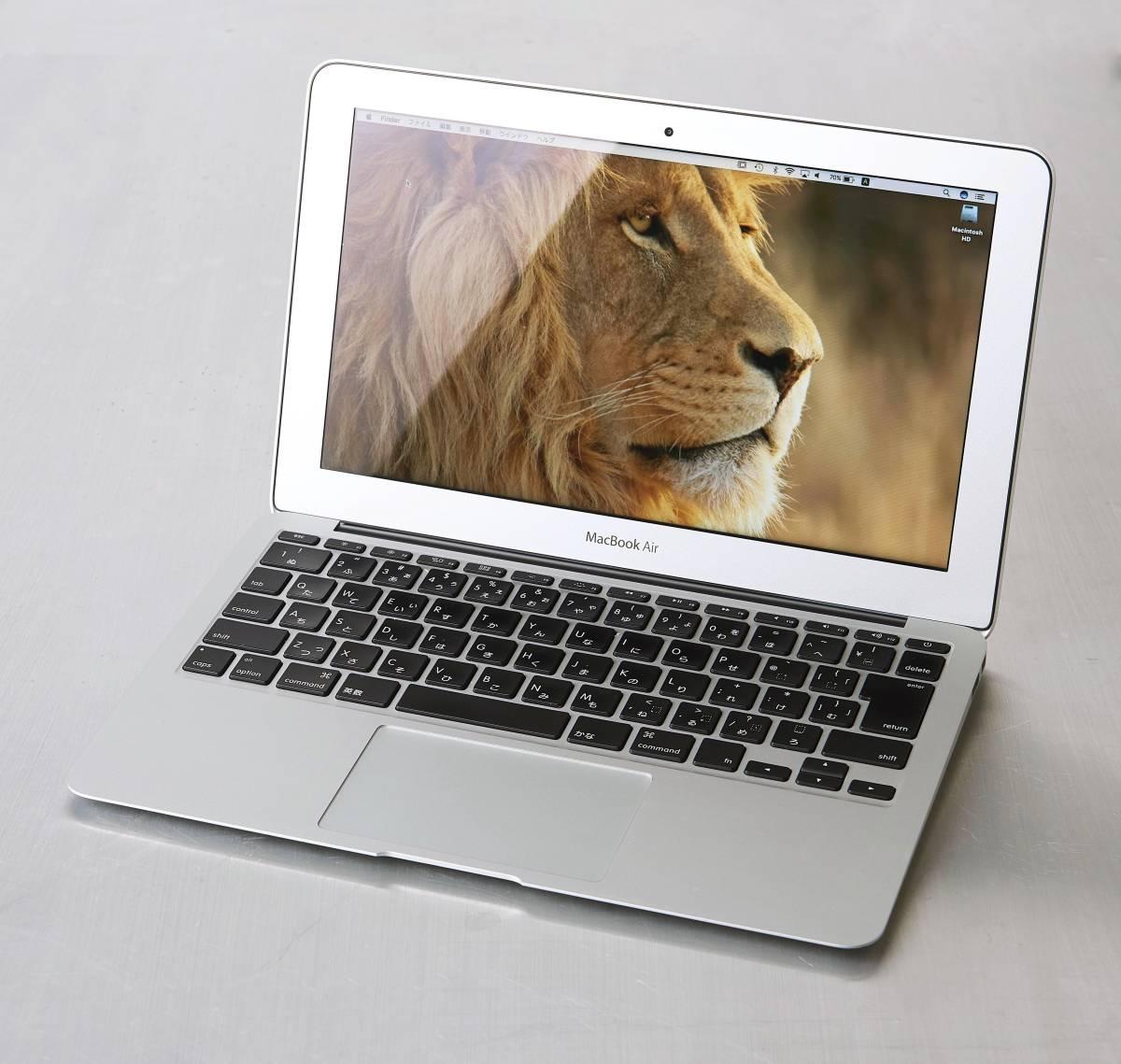 Mac Book Air /11インチ/Mid2011