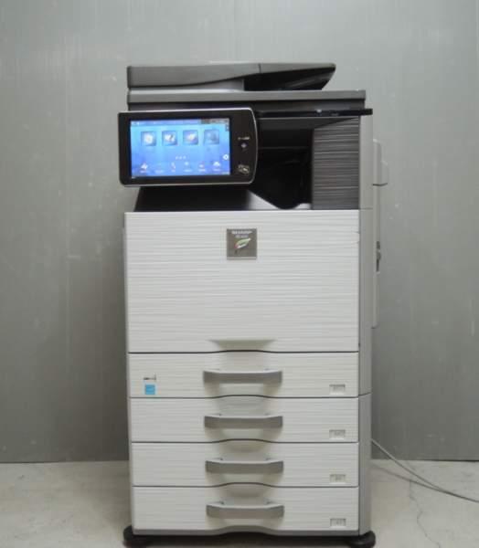 5,646枚((カラー) 9,867枚(白黒) MAC対応 無線LAN搭載 シャープ カラー複合機 MX-2640FN
