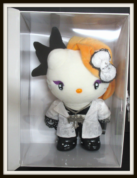 yoshiki YOSHIKITTY yoshikitty プレミアムドール 期間限定品 xjapan X-JAPAN
