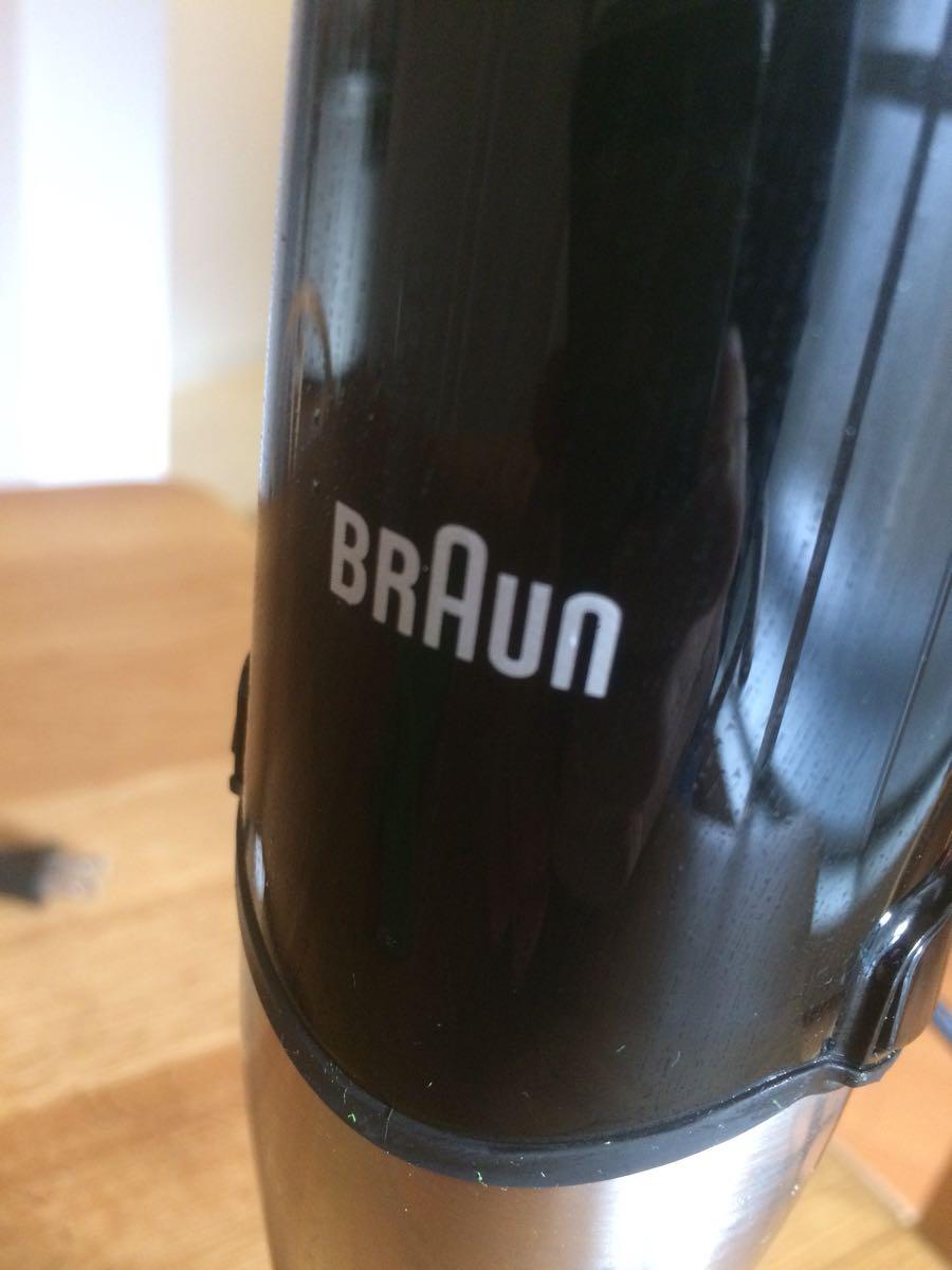 【動作品おまけ付き】ブラウン/Braun ハンドブレンダー_画像2