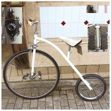 希少 山口自転車 だるま自転車 アンティーク ビンテージ BENNY 稼働品 実働車 1914年~19