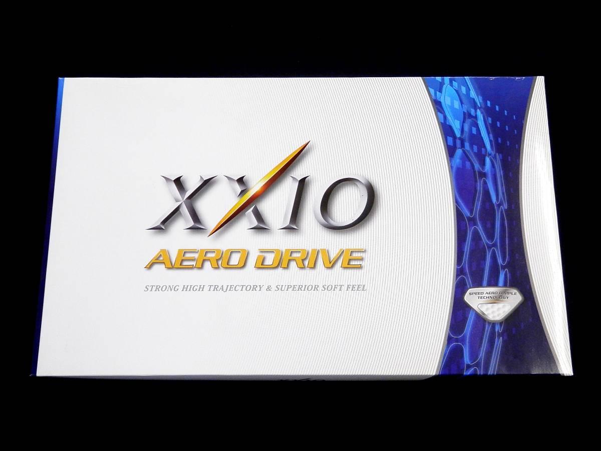 ゴルフ XXIO AERO DRIVE ボール タオル 他 セット 未使用_画像5