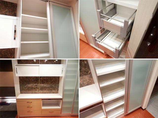 展示品 タカラスタンダート システムキッチン アイランド型 天板一体型シンク キッチンキャビネットセット! 最高品質_画像10