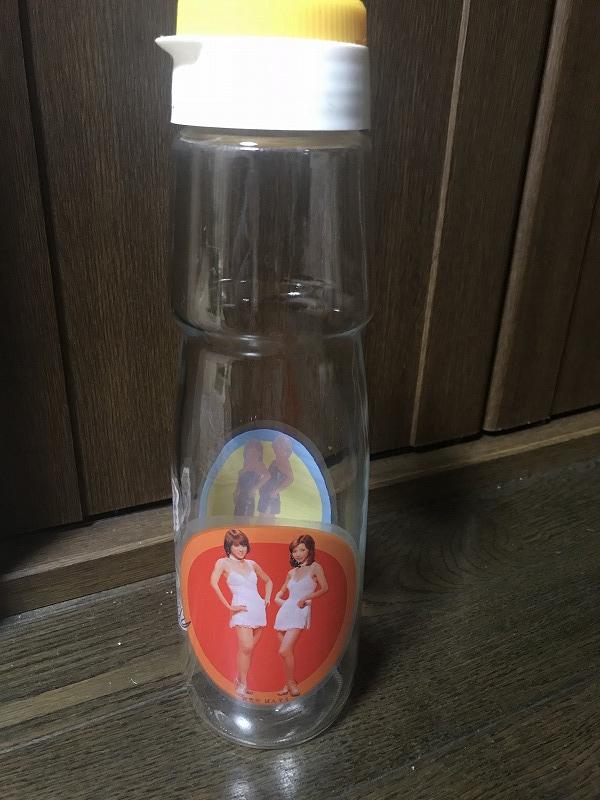ピンクレディー ウオーターボトル