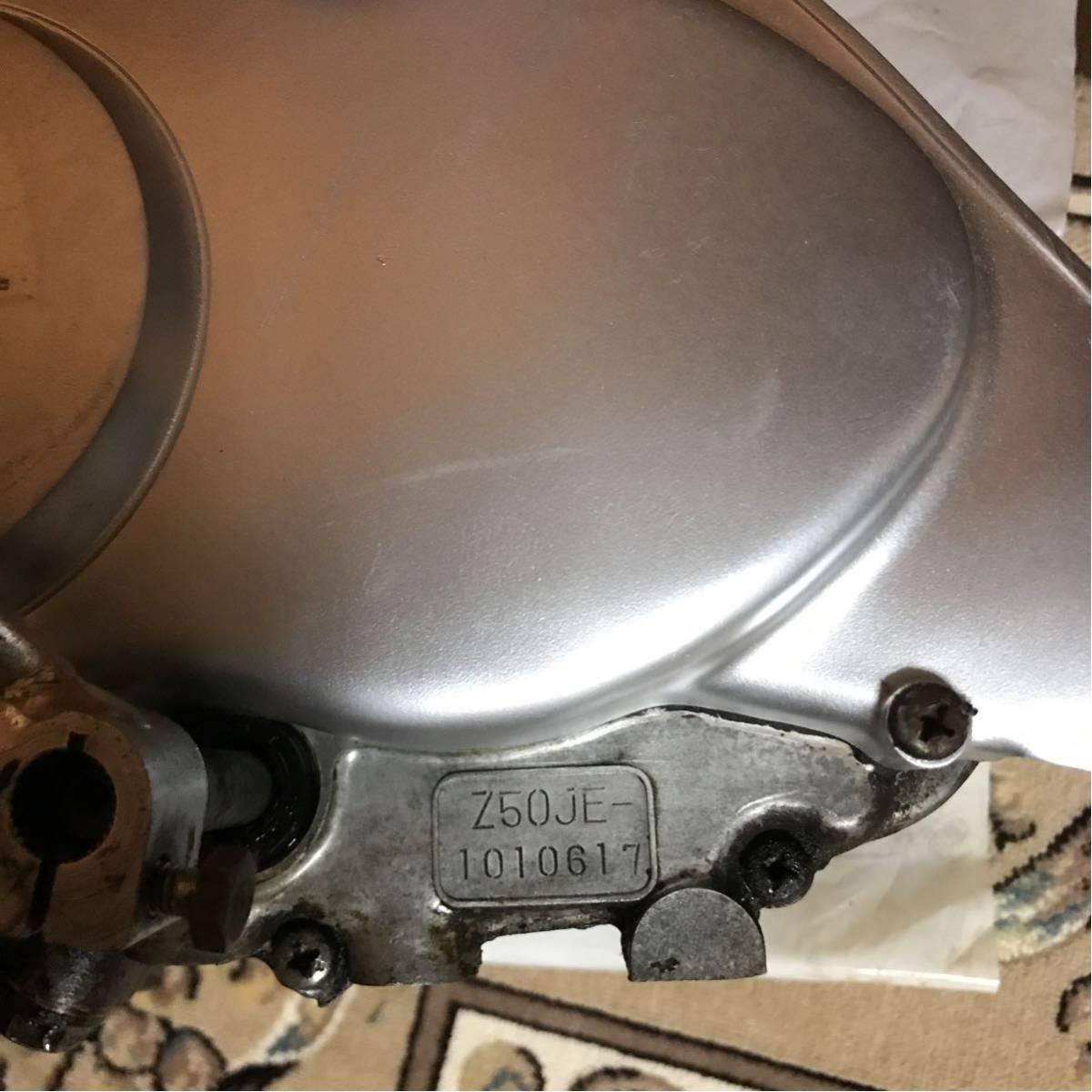 HONDA モンキーエンジン 初期型? 部品どり オーバーホール シャリー ダックス カブ 当時物 希少_画像3