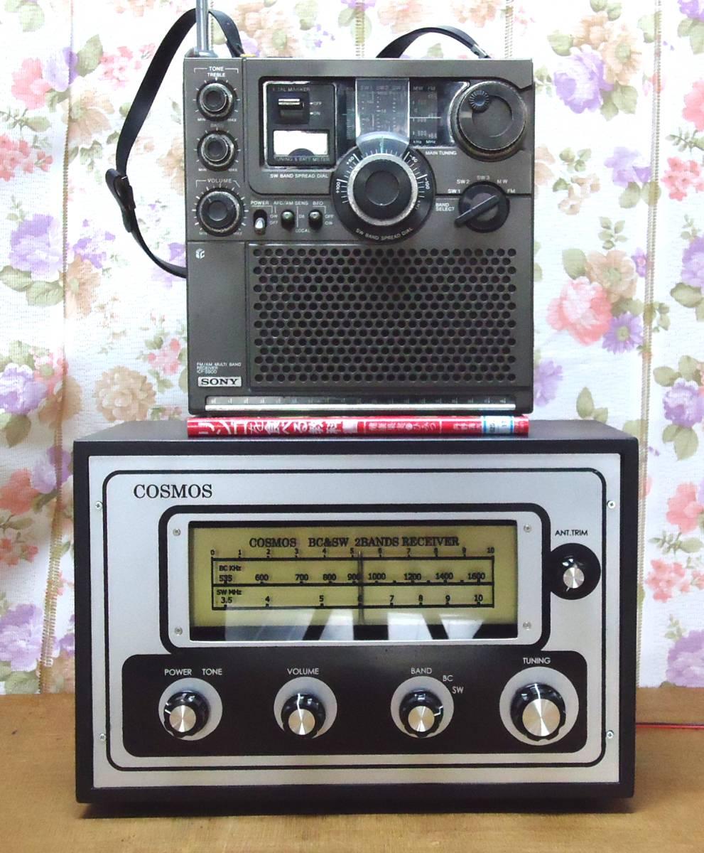 5球スーパー再生品ラジオです。_画像4