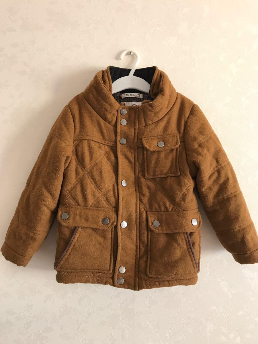 【100-110cm】チャオパニックジャケットコート
