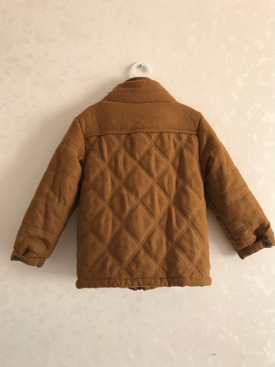 【100-110cm】チャオパニックジャケットコート_画像2