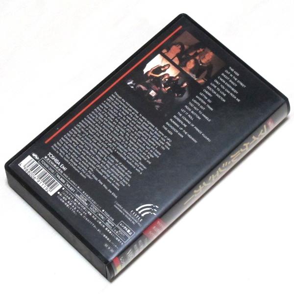 ○ ビデオ VHS ヒストリー・オブ・UFO with マイケル・シェンカー HISTORY OF UFO with Michael Schenker ○_画像2