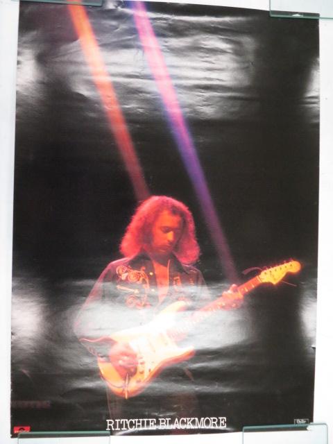 L00001259/□ポスター/「Ritchie Blackmore」