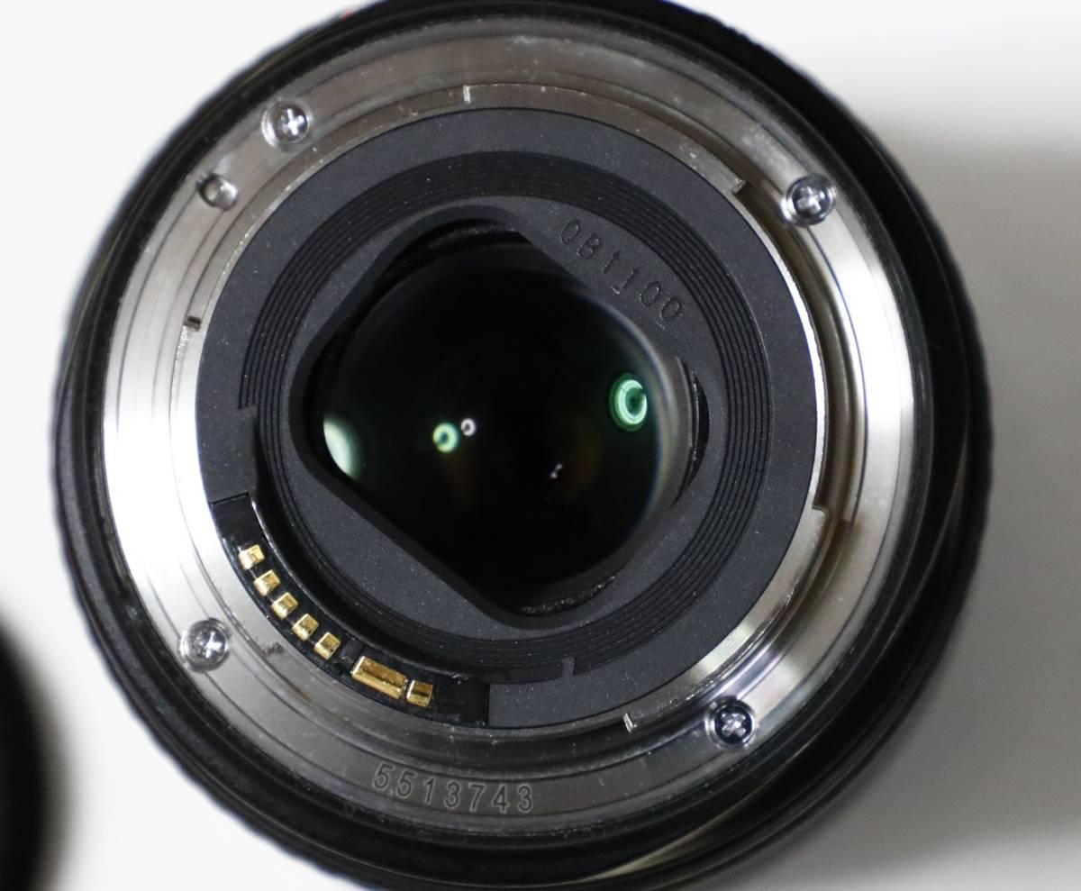 ★中古★キャノンcanon EF 24 105 F4 L IS USM レンズ_画像5