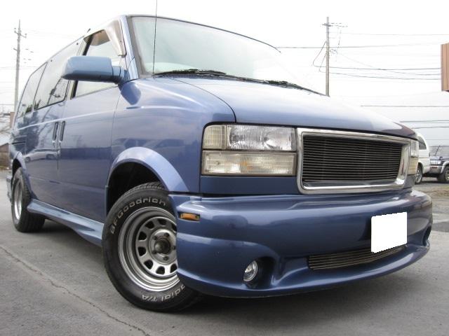 名義変更OK書類一式 アメ車 車中泊 バンライフ Chevrolet シボレーアストロ GMCサファリ 新車並行 実走行33800km _画像1