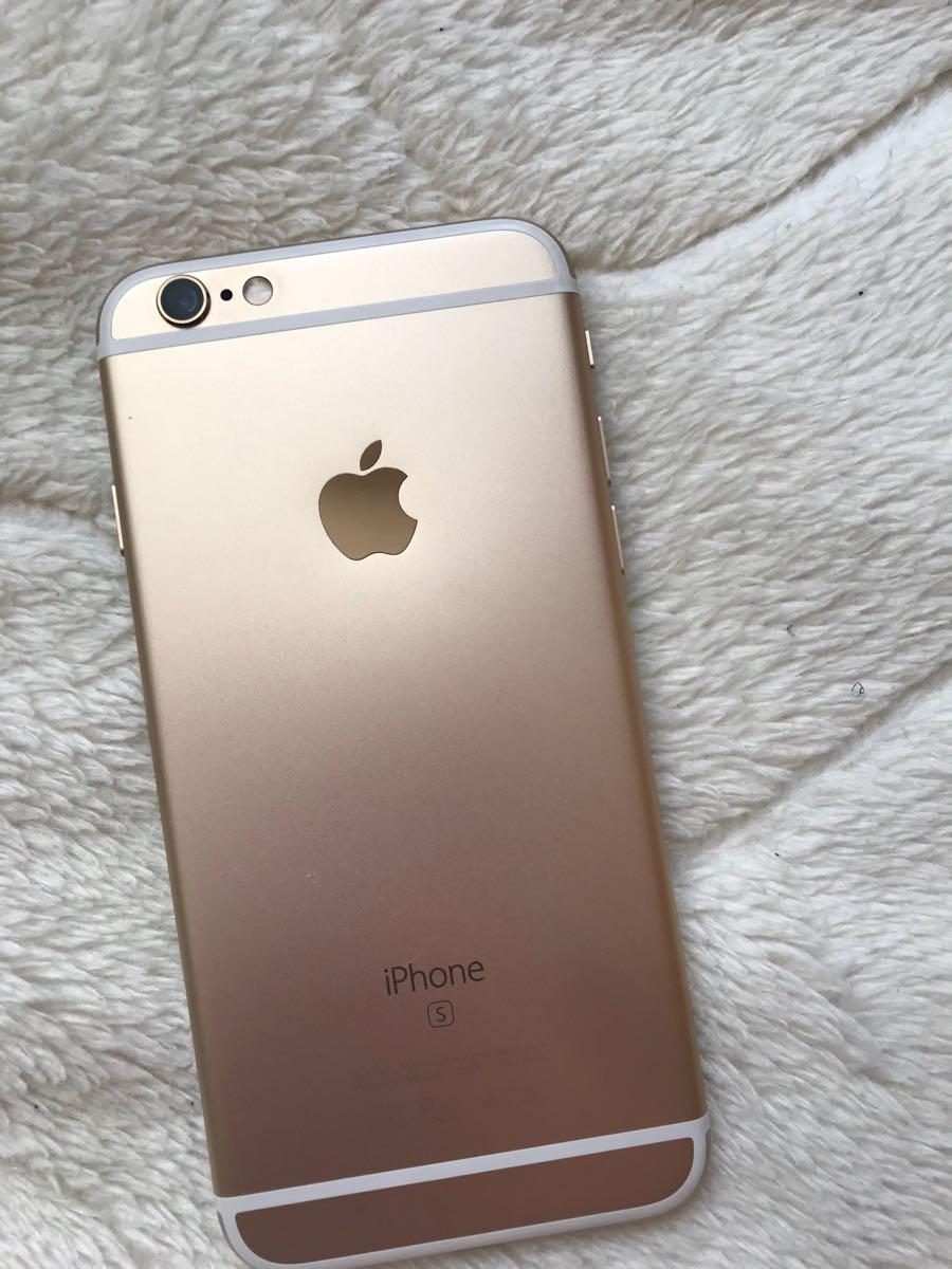 ドコモdocomo★iPhone6S3ヶ月使用備品付_画像2