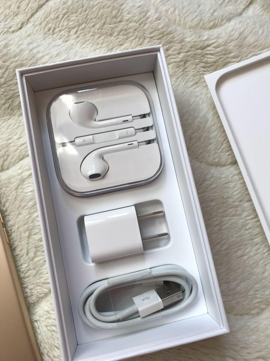ドコモdocomo★iPhone6S3ヶ月使用備品付_画像3