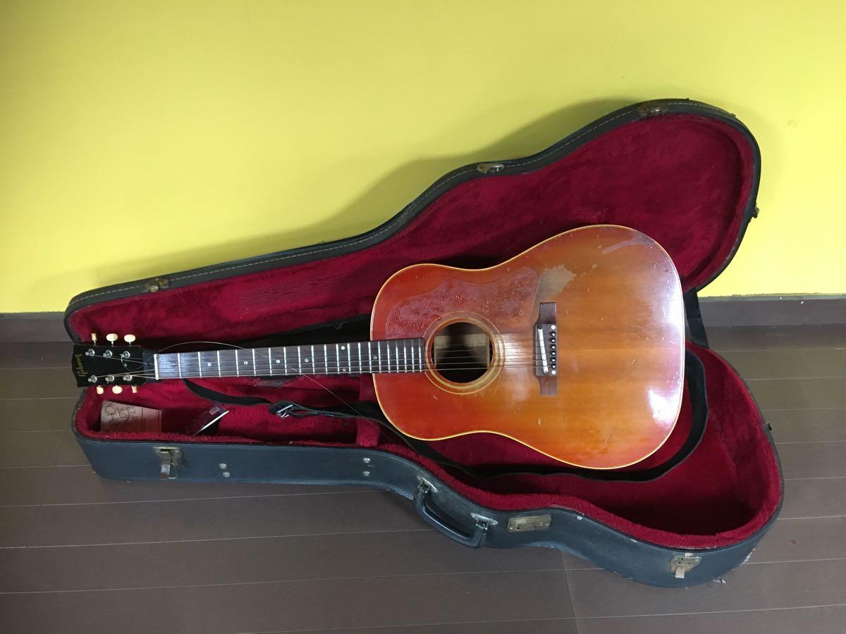 超激安/GibsonJ-45ギブソンアコースティックギター1948年製~1952年製?1965年製~1969年