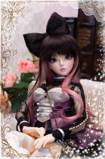 【人気!】 球体関節人形 BJD 本体+眼球付 可愛い 美少女 ボディ パーツ カスタマイズ 1/4 41cm 創作人形 人形製作 海外 新品_画像1
