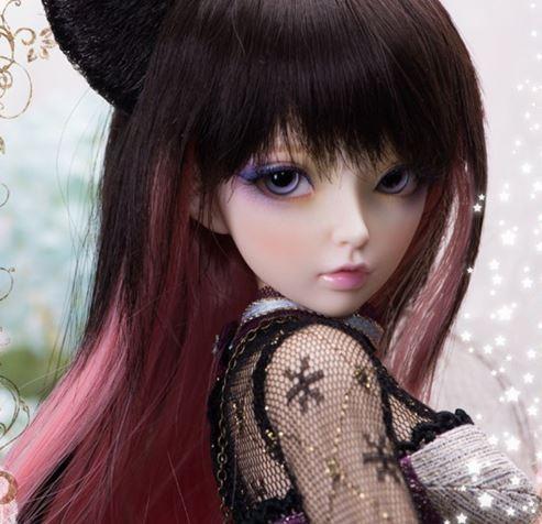【人気!】 球体関節人形 BJD 本体+眼球付 可愛い 美少女 ボディ パーツ カスタマイズ 1/4 41cm 創作人形 人形製作 海外 新品_画像6