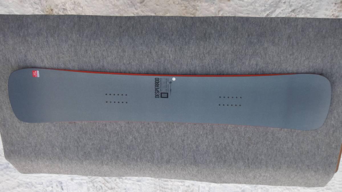 GRAY DESPERADO III 157cm 中古美品