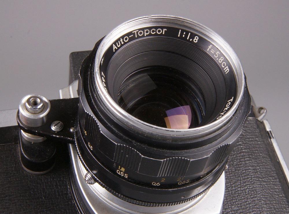 ■BESELER TOPCON レンズ付 ジャンク品■_画像2