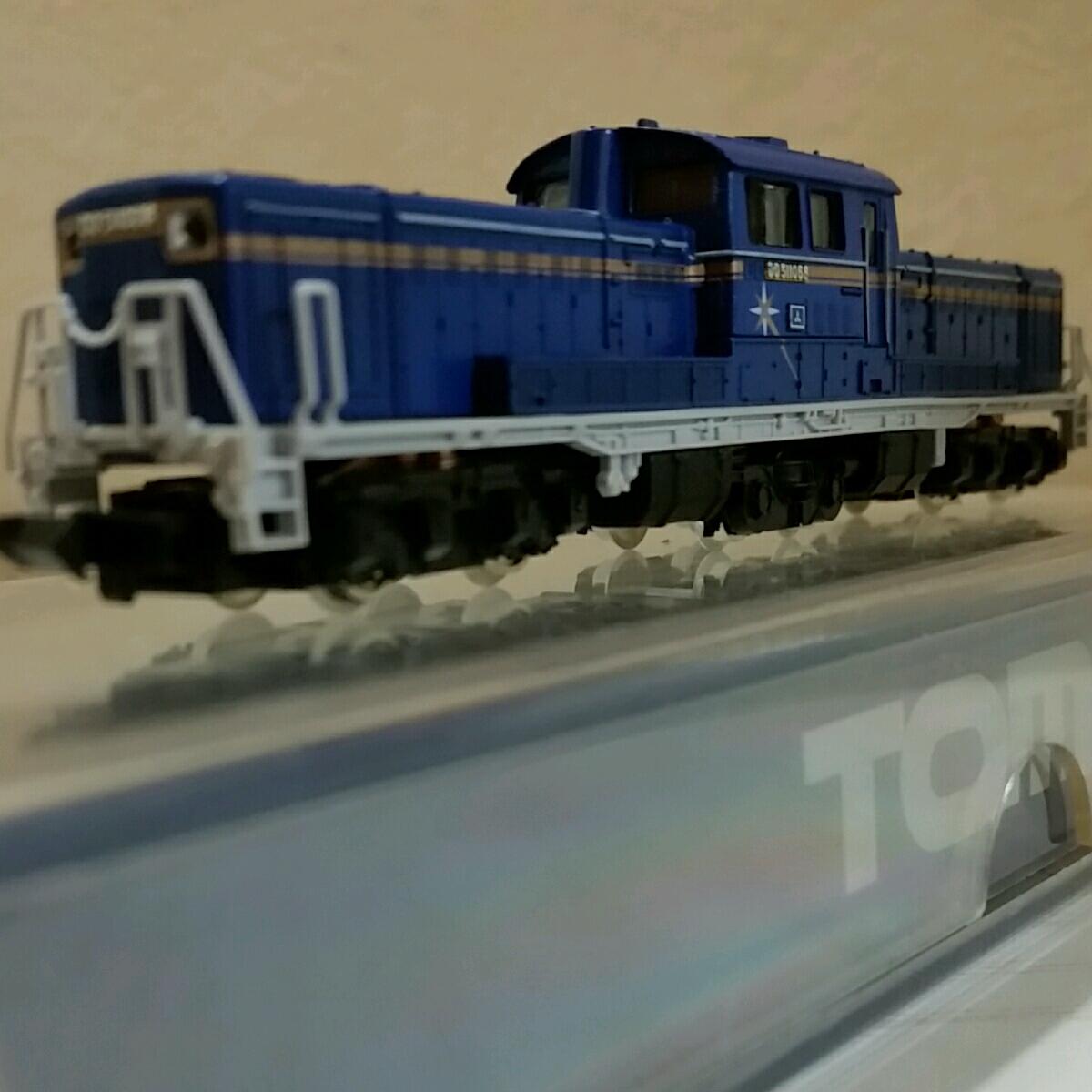 美品 TOMIX 2257 DD51形機関車 JR北海道カラー
