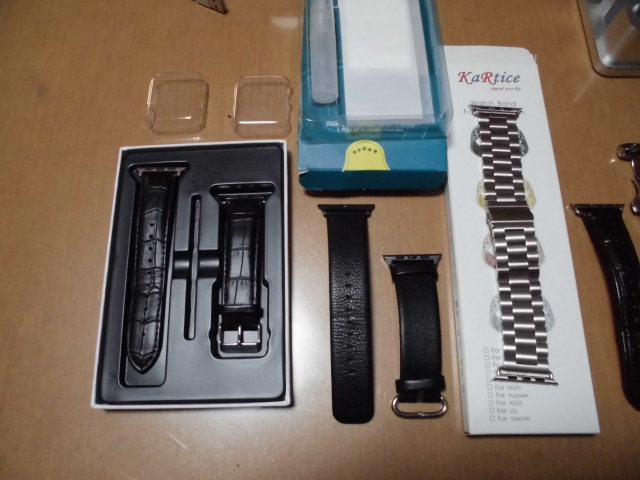 Apple Watch 42mm アクセサリー 時計バンド スタンド