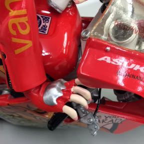 Vispo アスカ レーシングVer. R2 1/6 ガレージキット 破損欠品有り ジャンク品 新世紀エヴァンゲリオン_画像3