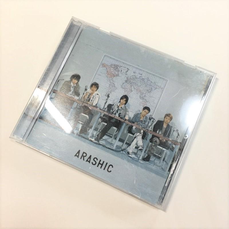 ☆中古★即決★ 嵐 【 ARASHIC /CD アルバム】 公式 グッズ 通常 盤 / ボーナストラック「LOVE PARADE」収録
