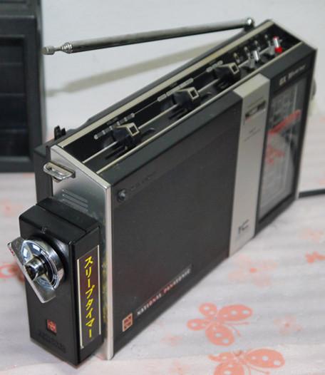 National Panasonic ワールドボーイ GX RF-858 ジャンク(4)_画像3