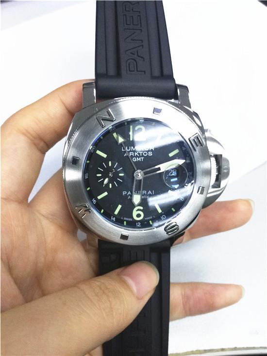 ★★パネライPANERAI ▽ 自動巻き ▽ 男性用▽ 腕時計▽ 高級感 ▽ 防水性 ▽ 黒文字版★★