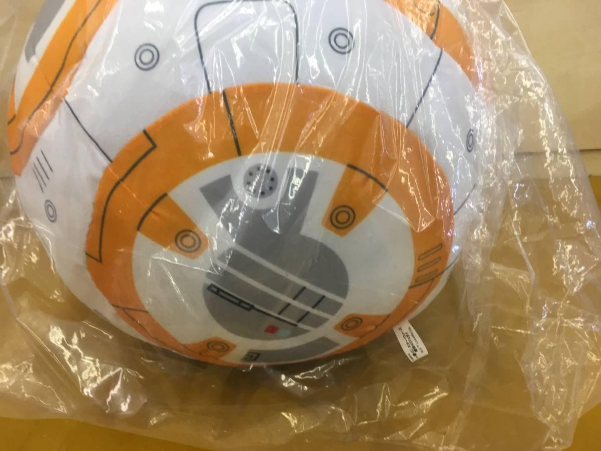 一番くじ スターウォーズ 最後のジェダイ A賞BB-8 ぬいぐるみ 全1種_画像5